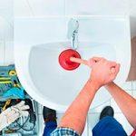 Vuil veroorzaakt verstopping in uw badkamer